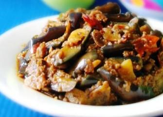 Braised Eggplant With Tofu In Garlic Sauce Recipes — Dishmaps